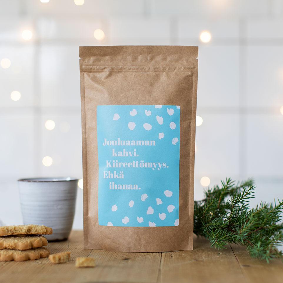 kultamurunen jouluaamun kahvi