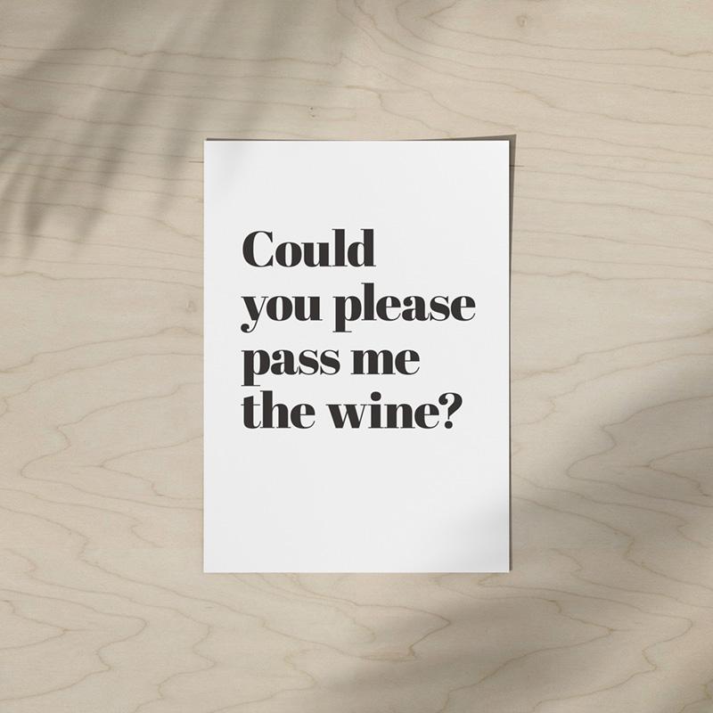 kultamurunen juliste wine